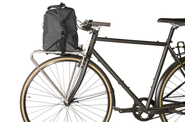 Chrome FRONT RACK DUFFLE 40